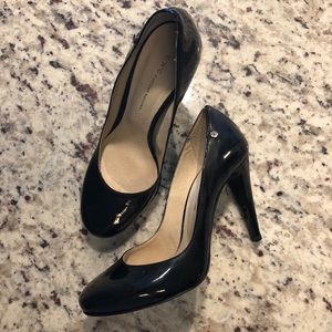 Costume National patent leather pumps
